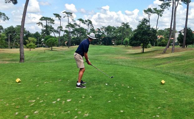 golf hendaye
